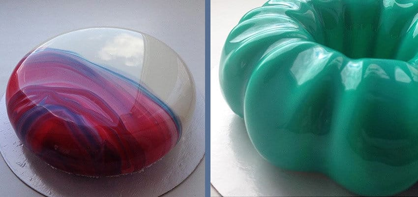 Glossy Cakes