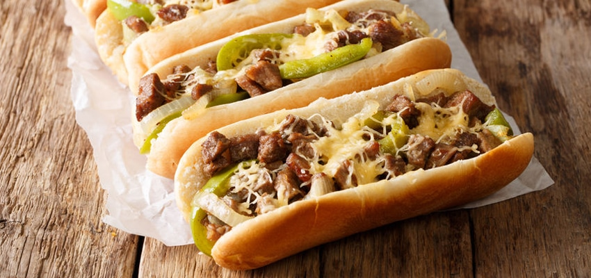 Philly-Cheesesteak